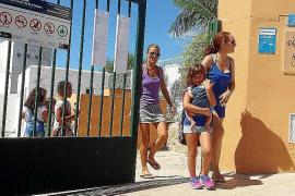 Reencuentros emocionantes entre el pequeño descontrol por obras en Formentera