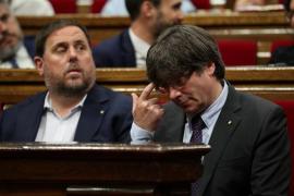 La Guardia Civil clausura la web del referéndum por orden del Juzgado 13 de Barcelona