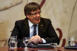 Carles Puigdemont ve una «barbaridad» investigar a alcaldes pero avala que vayan a declarar