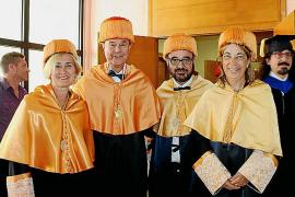 Apertura de curso en la Universitat