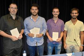 Entrega de los premios literarios Vila de Lloseta
