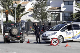 Detenida una mujer en Santa Eulària por conducir de manera temeraria y sin el carné en regla