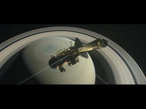 La nave Cassini culmina su misión este viernes adentrándose en Saturno