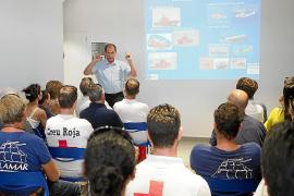 El mar balear ya supera los 597 rescates del año pasado
