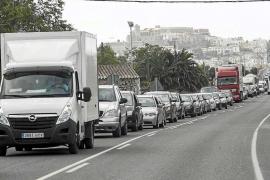 Siete de cada diez ciudadanos de Balears usan el vehículo privado para ir al trabajo
