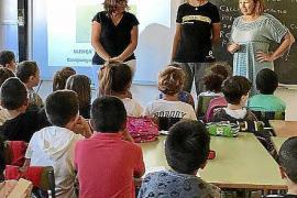 Vila impulsa una campaña de concienciación ambiental en 11 centros educativos