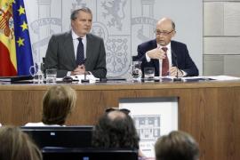 El Gobierno da 48 horas a la Generalitat para intervenir sus cuentas por el 1-O