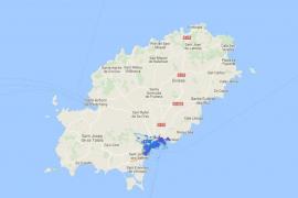 Ibiza cuenta con más de 6.300 viviendas turísticas, una por cada 22 habitantes