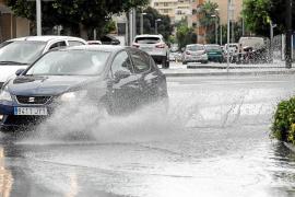 La lluvia decreta el final avanzado del verano