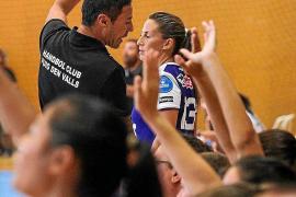 Noel Cardona: «En la segunda parte se ha visto que estamos al nivel»