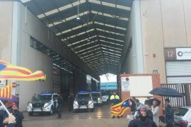 La Guardia Civil requisa las planchas utilizadas para confeccionar la propaganda del referéndum