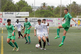 La Peña juvenil encadena su tercera derrota ante el Cornellà