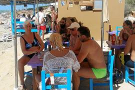 Formentera se desacelera