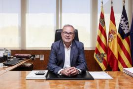 El presidente Vicent Torres se reincorpora a su despacho