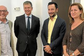 CaixaBank destina 10.000 euros a los pisos sociales de Dalt Vila