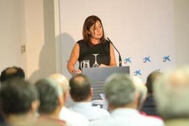 Armengol insiste en que se derogue la reforma laboral para que aumenten los salarios