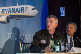 O'Leary niega que falten pilotos en Ryanair y admite costes por indemnizaciones y pagos de tasas