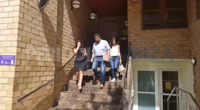 Suspendida la declaración de Verdugo tras una mañana con cuatro testificales en la denuncia contra Alcaraz