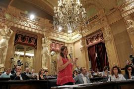 Silvia Tur apremia al Govern para el traspaso de las competencias en promoción turística