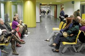 Casi 400.000 pacientes del IB-Salut no se han presentado hasta agosto a la consulta