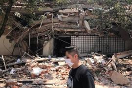 Ya son 139 los muertos por el fuerte terremoto que ha sacudido el centro y el sur de México