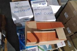 La Guardia Civil interviene en Unipost más de 45.000 sobres nominales para constituir las mesas del 1-O