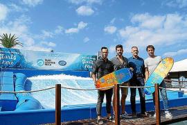 Surf Ibiza Lounge acogerá este sábado a los mejores 'riders' de todo el mundo