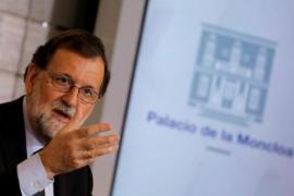 Rajoy justifica registros en sedes de la Generalitat porque es por orden del juez para que se cumpla la ley
