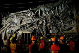 Las autoridades elevan a 248 los muertos a causa del terremoto de magnitud 7,1 en México