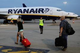 El Govern balear abre expediente a Ryanair por la cancelación de ocho vuelos a las islas