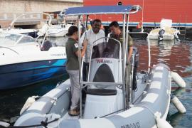 El Ibanat refuerza la vigilancia marina en las Pitiusas con dos embarcaciones y más personal