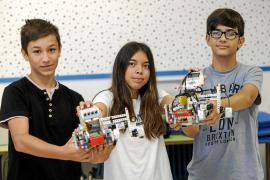 Dos equipos de Sant Josep logran el pase a la final de las olimpiadas de robótica