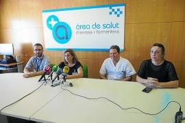 Santos se presenta anunciando una gestión continuista de los proyectos de Balanzat