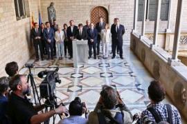 El Govern catalán mantiene el referéndum tras la suspensión e intervención 'de facto' del autogobierno en Cataluña