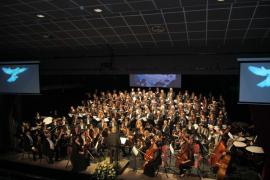 El Cor Ciutat d'Eivissa actuará el 30 de septiembre en la Catedral de Palma