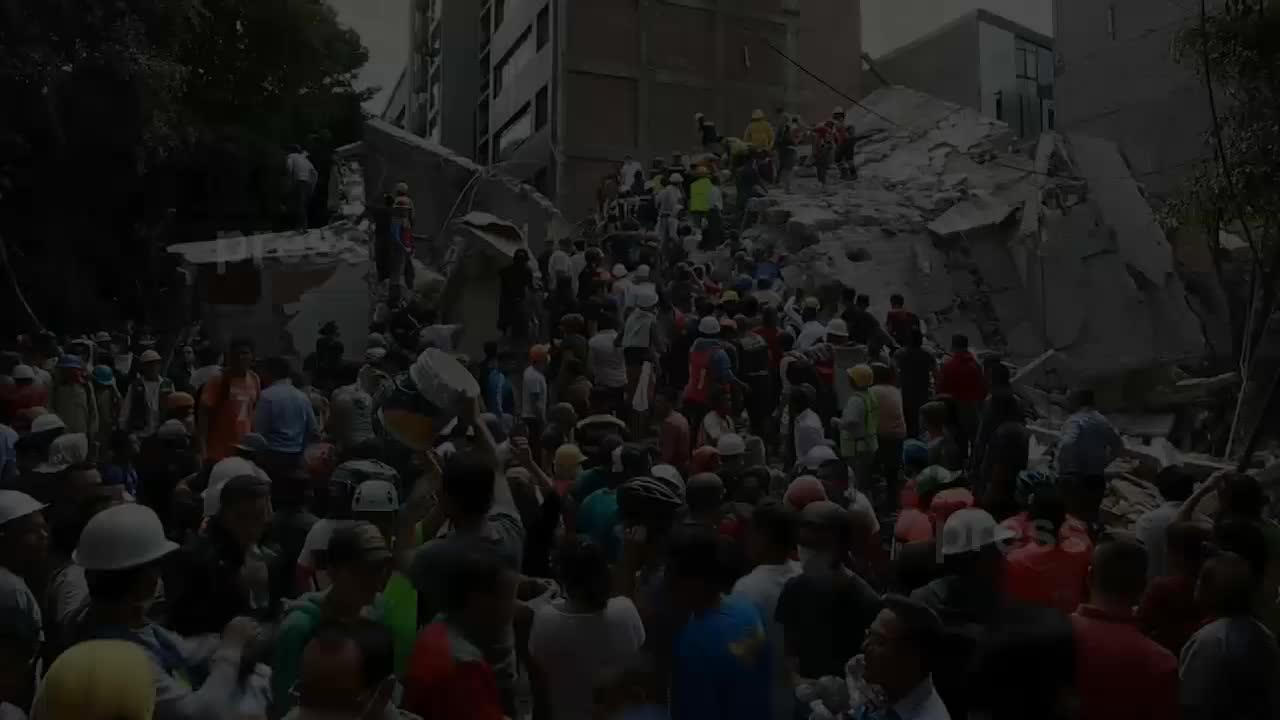 Ascienden a 230 los muertos a causa del terremoto en México