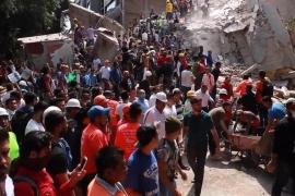 Exteriores corrobora la muerte de un español en el terremoto de México