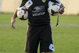 Antonio Amor, nuevo entrenador del Ibiza