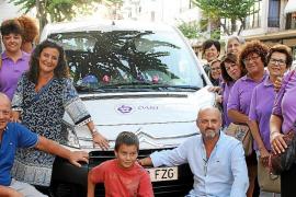 Los familiares salen a la calle en el Día Mundial del Alzheimer