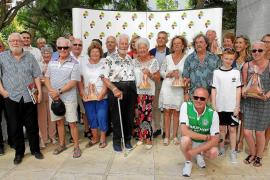 Homenaje, excursiones, ball pagès y gastronomía para nuestros turistas