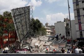 UNICEF pide recaudar 3,9 millones de euros para ayudar a los niños afectados por el terremoto en México