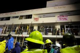 Descartan que haya más niños bajo los escombros del colegio derrumbado en Ciudad de México