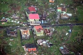 Al menos 15 muertos y 20 desaparecidos en la isla de Dominica por el paso de 'María'