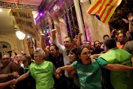 La Fiscalía denuncia por sedición los altercados en Cataluña