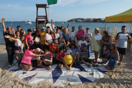 Circolar y 'Un mar de posibilidades' hacen felices a medio centenar de personas