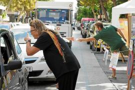 Dejar el coche en un aparcamiento disuasorio evita la emisión de 1,2 kg de CO2 por semana