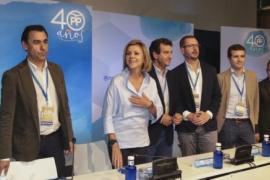 Cospedal : «La unidad nos dará la victoria en Catalunya»