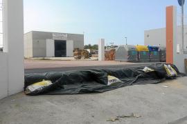 El PP de Formentera denuncia el mal estado del polígono industrial
