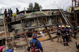 Al menos cinco millones de niños viven en las zonas más afectadas por el terremoto de México