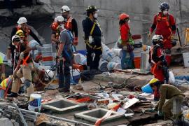Un nuevo terremoto hunde un puente y varias viviendas en Oaxaca, México